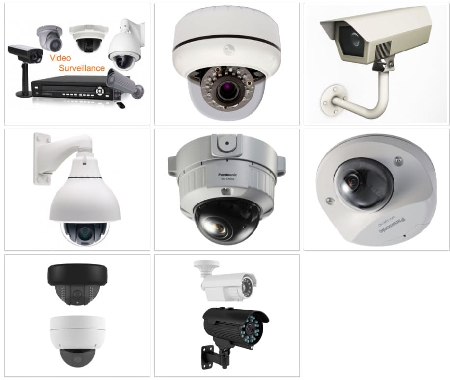 commercial security cameras nj